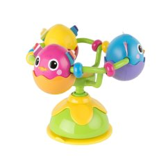 High Chair Suction Toy Design Book Twist And Turn Hatchlings