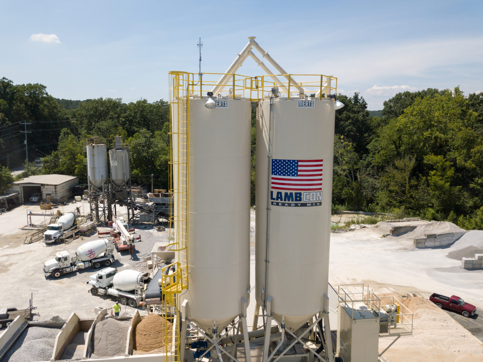 Ooltewah Ready Mix Plant