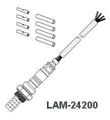 OZA502-E34 NTK Lambda Sensor and Oxygen Sensor by post