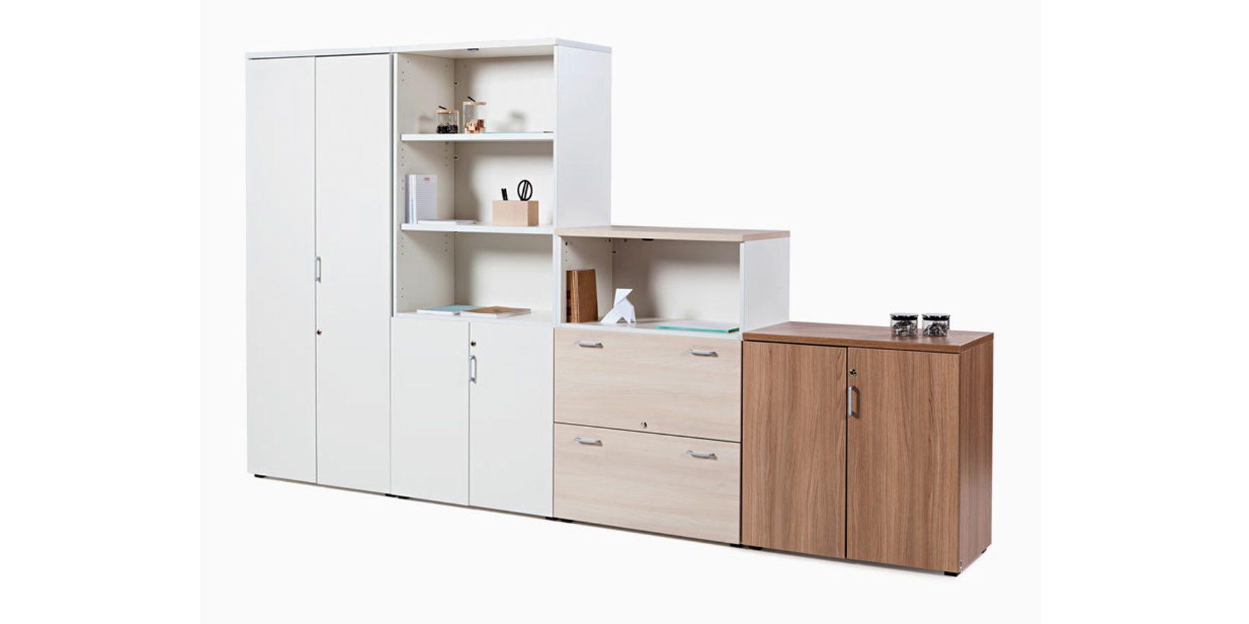 Muebles de melamina de chapa y macizos Caractersticas y