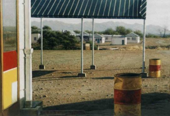 Karoo Mondrian