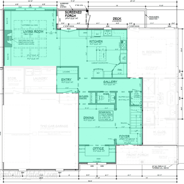 Our Forever Home: Living Area and Kitchen Planning Preview!