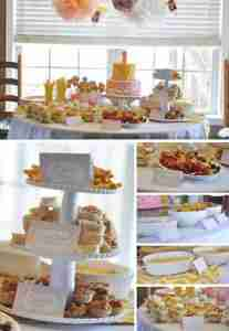 """Emma Ramey's """"You Are My Sunshine"""" First Birthday Party"""
