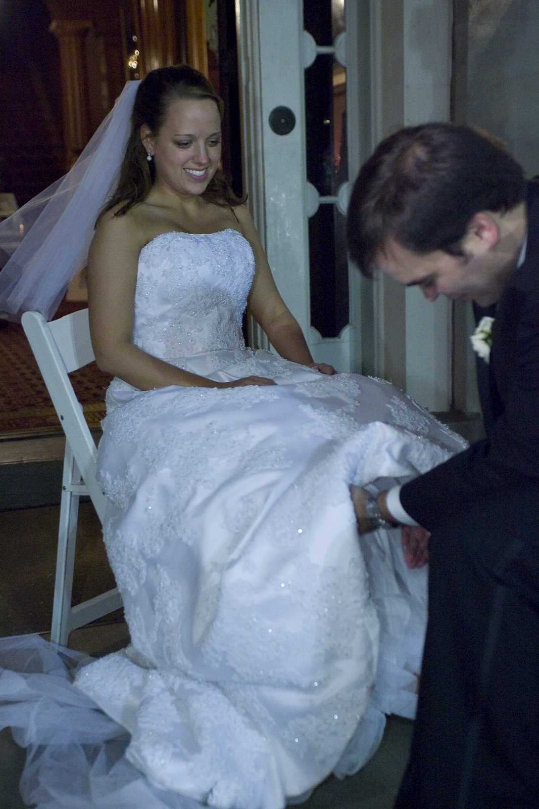 My Wedding Dress | Lamberts Lately