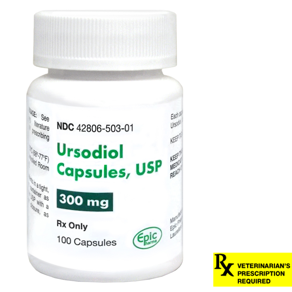 Ursodiol Rx Capsules