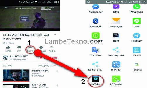 cara download video youtube di android dengan aplikasi