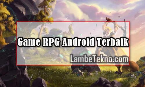 Game Android RPG Terbaik Online dan Offline