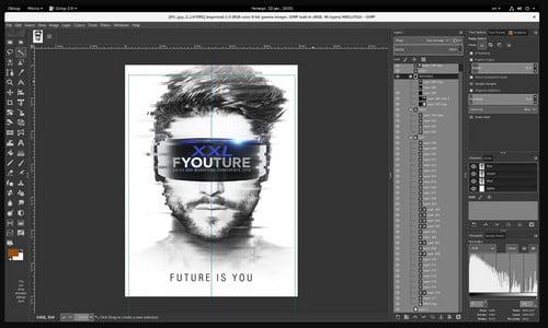 aplikasi edit foto pc ringan