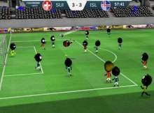 Game Sepak Bola Stickman Soccer 2019 Offline Android