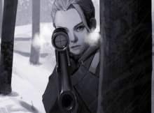 Game Sniper Girl Untuk Android