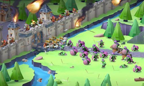 Game Of Warriors Perang Kerajaan