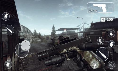 Game Perang Offline Battle Of Bullet