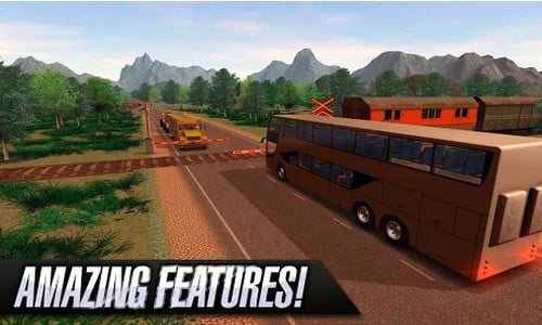Game Bus di Android