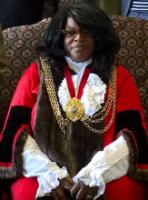 Mayor of Lambeth Councillor Marcia Cameron