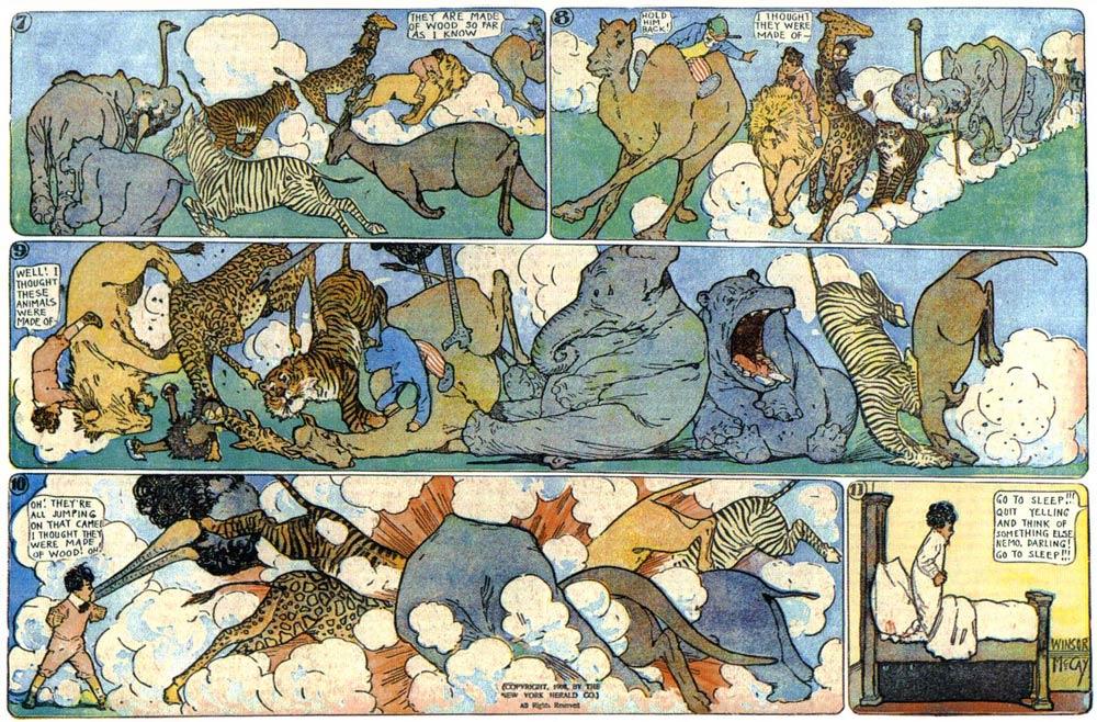 Winsor McCay Silas  Lambiek Comiclopedia