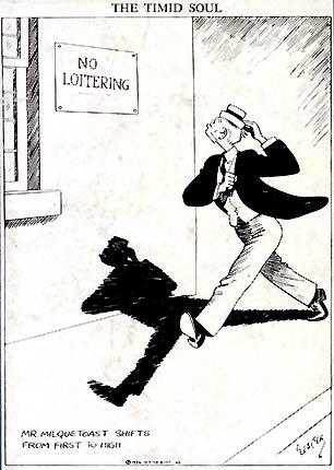 H T Webster  Lambiek Comiclopedia
