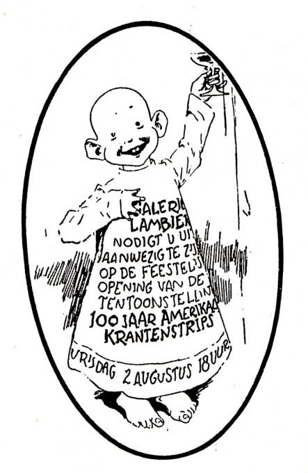 100 Years of American Newspaper Comics (August 1996)