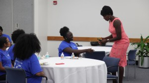 """<span class=""""entry-title-primary"""">L'Oreal USA for Women in Science Program</span> <span class=""""entry-subtitle"""">Miami Dade College Microbiology Girls Club</span>"""