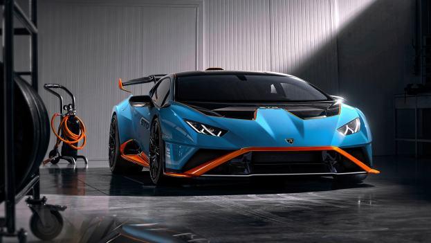 Lamborghini Huracán STO | Lamborghini.com