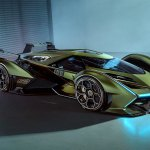 Lambo V12 Vision Gran Turismo You Can Drive It Too
