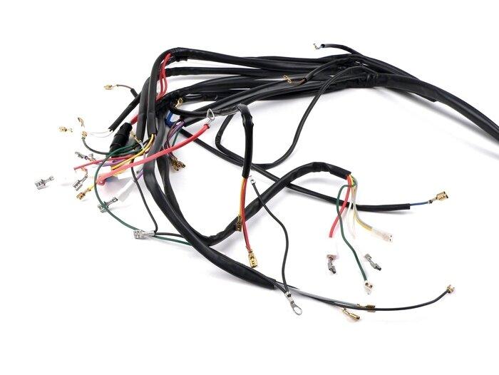 lambretta wiring loom
