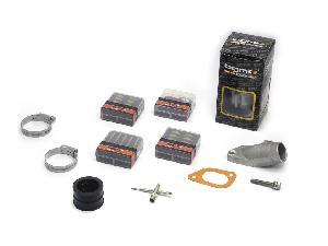 Carburettor kit, 24mm PWK type, Lambretta large block, non