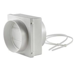 Titefit 90 Degree Rectangular Aluminum Dryer Duct Gt Lambro