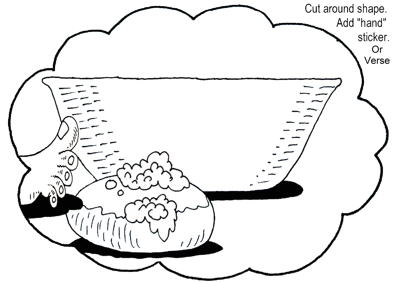 The Jesus And Lamb Coloring Pages