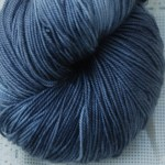 Superwash Sock Yarn - Silver Brunia