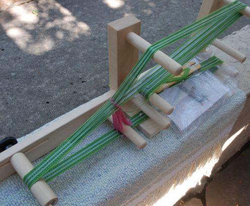Inkle weaving2