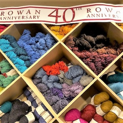40th Anniversary Rowan Trunk Show — Now at Lambspun!