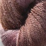 Hand-dyed 100% Silk  - Oak Acorns