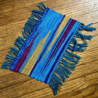 Navajo and Tapestry Weaving: Apr. 3rd, 10th, 17th