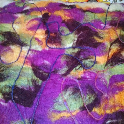 Wet Felting and Blending Board Design: Apr. 27th
