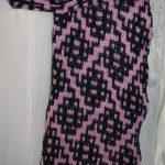 Interlocking Diamonds Mosaic Scarf Kit