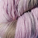 Hand-dyed Rainbow Prism - Branch of Lilac