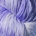 Hand-dyed Rainbow Prism - Wild Lavender