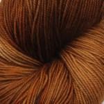 Superwash Sock Yarn - Brown Chrysanthemum