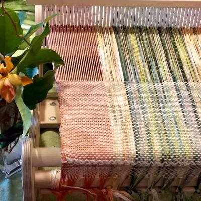 ONE DAY Colors on a Rigid Heddle Loom class: Dec. 18th