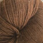 100% Alpaca Yarn - Crested Butte Chocolate