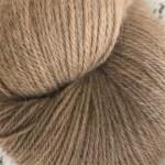 100% Alpaca Yarn - Trinidad Tan