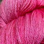 Hand-dyed Rainbow Prism - Oriental Poppy