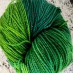 Superwash Sock Yarn - Emerald Forest