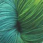 Superwash Sock Yarn - Emerald Forest