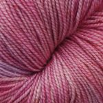 Superwash Sock Yarn - Mountain Sunset with sparkle
