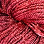 Hand-dyed Rainbow Prism - Crimson Glow