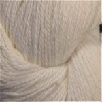 100% Alpaca Yarn - Vail White