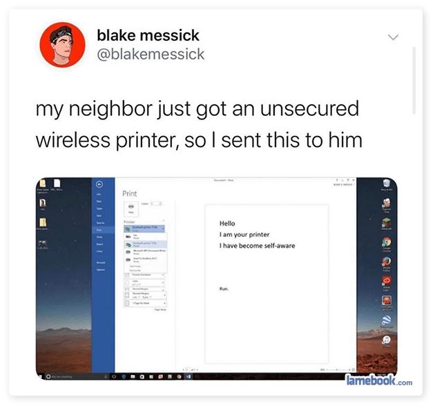 3D Pranker