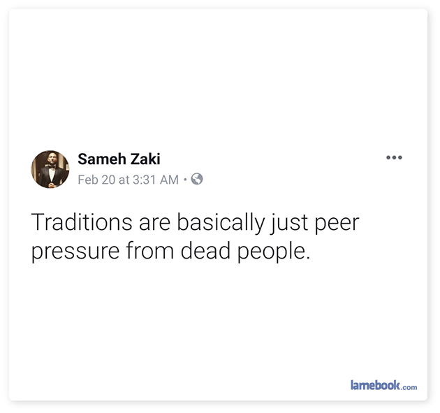 Traditional Problems