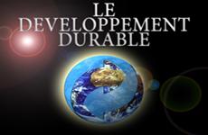 """Le """" développement durable """""""